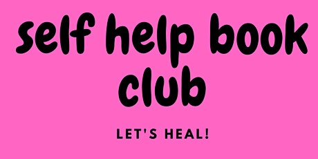Self help book club tickets