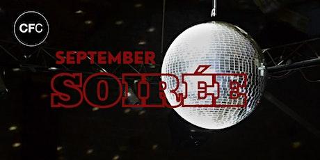 CFC Network September Soirée tickets