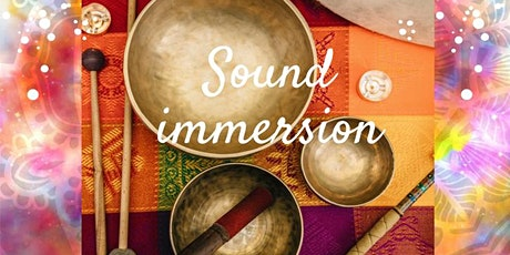 SOUND IMMERSION - Weekday Session tickets