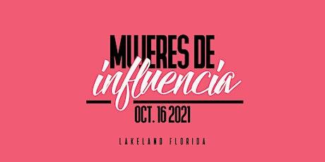 Mujeres de Influencia 2021 tickets