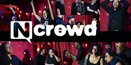 The N Crowd: Game-based Comedy with Audience Participation tickets