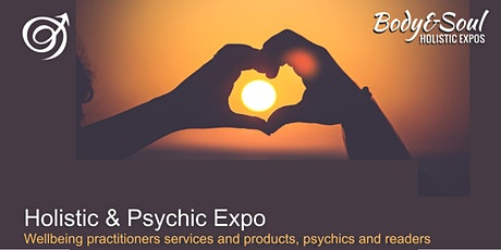 Moe Holistic & Psychic Expo tickets