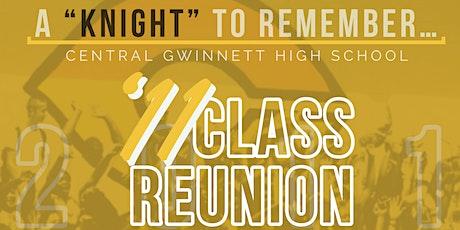 Central Gwinnett High School C/O 2011 Reunion tickets