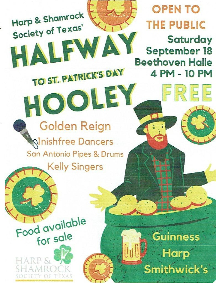 Halfway Hooley Concert image