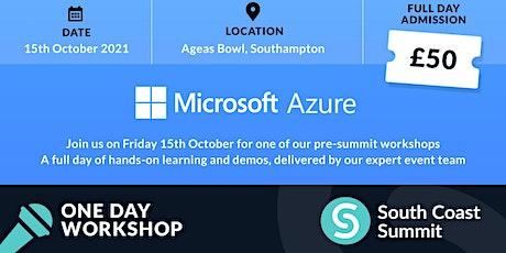 South Coast Summit 2021 - Azure Workshop tickets