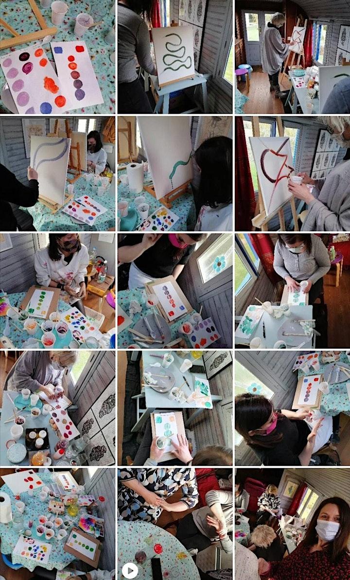 Image pour Copy of Colors party,  les couleurs ont du talent.
