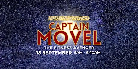 Captain Movel tickets