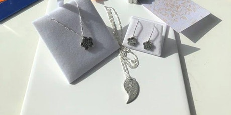 Introduction to Silver Clay Jewellery tickets