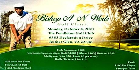 Bishop A. N. Werts Golf  Classic tickets
