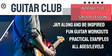 Guitar Club - Free Guitar Workout tickets