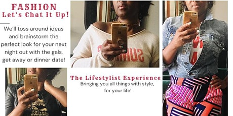 Fashion- Let's Chat It Up tickets