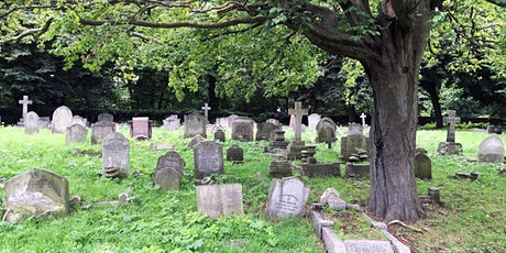 Brompton Cemetery plein air 1-day workshop with Jason Line NEAC tickets