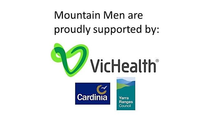 Mountain Men Yarning Circle - 7pm, 22 September 2021 image