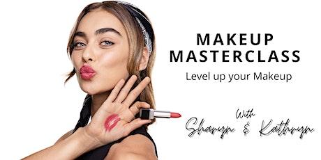 Copy of Pottsville & Surrounds Makeup Masterclass tickets