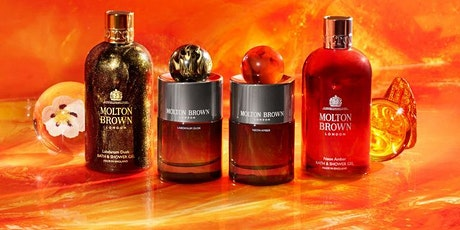 Molton Brown - Discover The Opulent Collections tickets