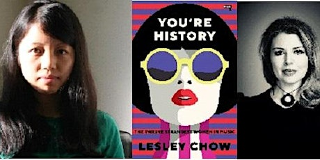 YOU'RE HISTORY: Lesley Chow Livestream in conversation with Zoë Howe tickets
