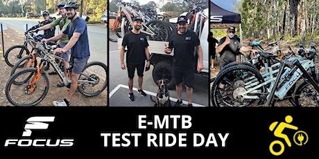 FOCUS Bikes E-MTB Test Ride Day tickets