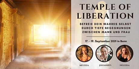 TEMPLE OF LIBERATION in Bonn Tickets