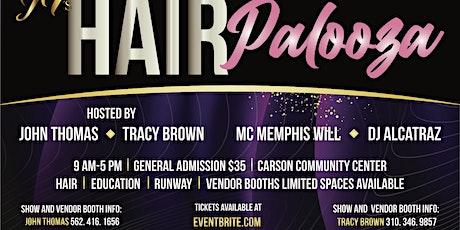 JT's Hair Palooza tickets