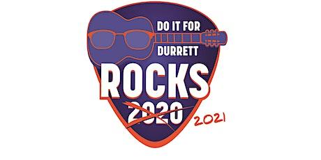 Do It For Durrett Rocks tickets