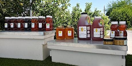 HONEY TASTING, Arizona Local Raw Honeys. tickets