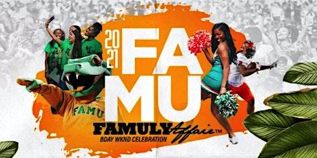 Famuly Affair : Famu Birthday Celebration Oct. 1-3 tickets