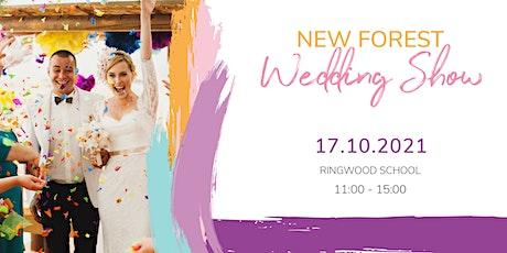 New Forest Wedding Show tickets