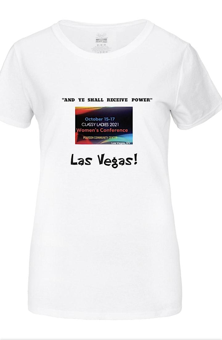 Classy Ladies 2021 Women's Conference Las Vegas image