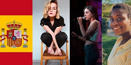 LITERARISCHE POSITIONEN IN EUROPA: SPANIEN: Poetry Slam Tickets