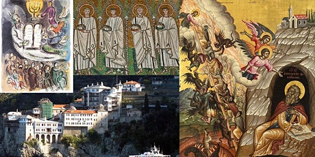 Weekly: Early Church Fathers, Decalogue, Philokalia, Ladder  Divine Ascent tickets
