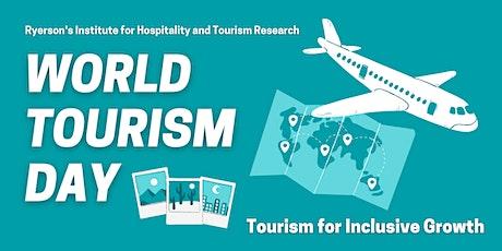 World Tourism Day tickets