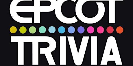 EPCOT Trivia via Facebook LIVE tickets