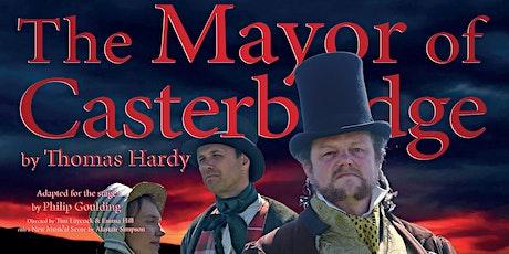 The Mayor of Casterbridge at Moreton Village Hall tickets