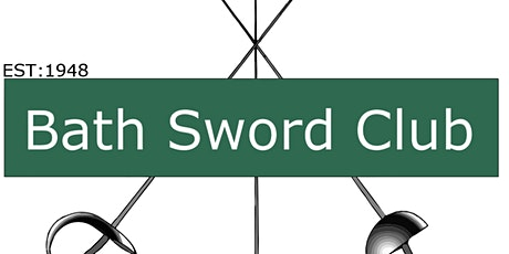 BATH SWORD CLUB Thursday Juniors 30/09/2021 tickets