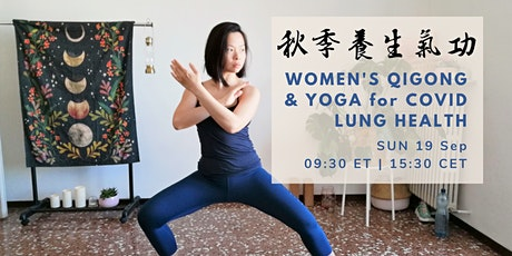 Women's Qigong & Yoga for COVID Lung Health tickets
