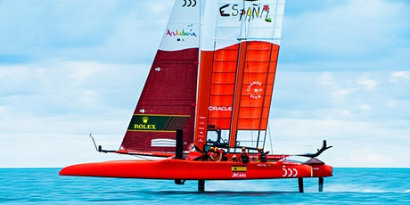 Spain Sail Grand Prix | Andalucía - Cádiz tickets