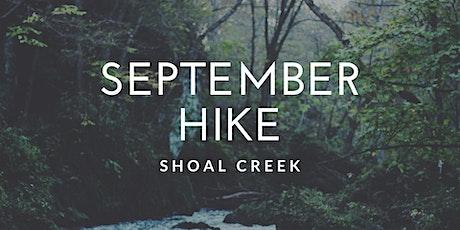 September Hike tickets