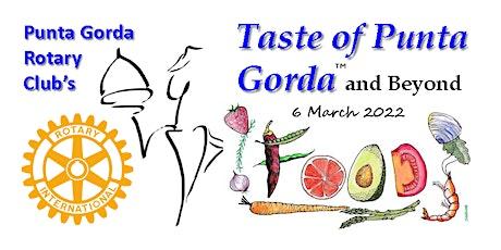 Copy of Taste of Punta Gorda and Beyond tickets