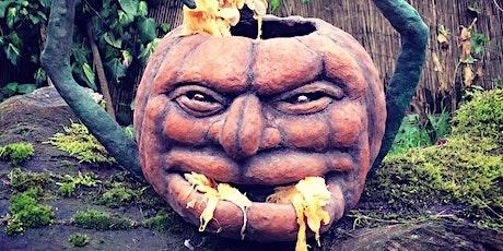 Everlasting Pumpkins- 1 day Sculpture workshop using Pal Tiya Premium tickets
