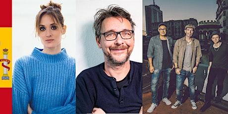 LITERARISCHE POSITIONEN IN EUROPA: SPANIEN: Musik und Kulinarik Tickets