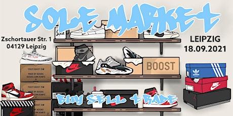 Sole Market Fashion Sneaker Messe Leipzig Tickets