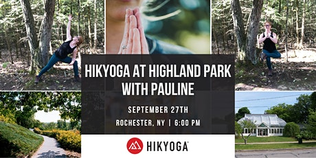 Hikyoga® at Highland Park with Pauline tickets