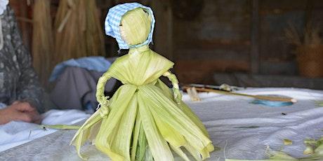 Heirloom Workshop Series: Corn Husk Dolls tickets