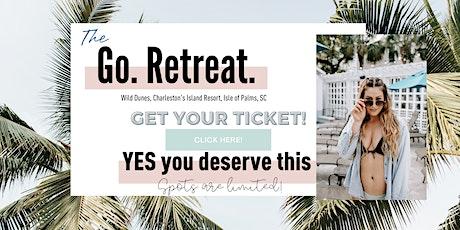 Go.Retreat - Wild Dunes Beachside Resort - Charleston , SC tickets