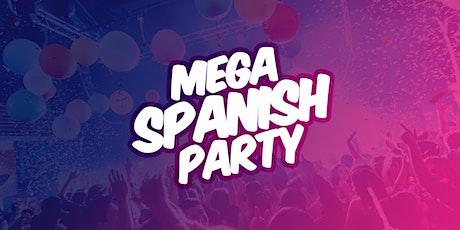 Mega Spanish Party   Vuelve la fiesta española de Londres ingressos