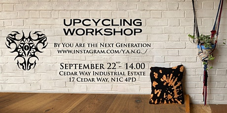 London Design Festival 2021: Upcycling Workshop tickets