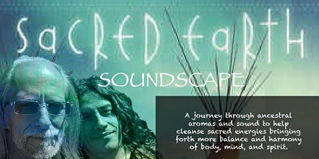 Sacred Earth Soundscape tickets