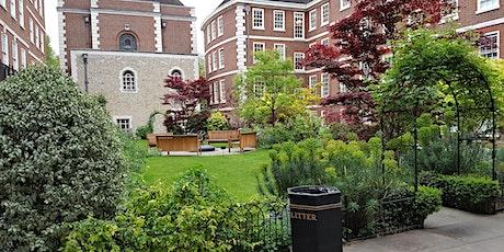 Gardens of Legal London (Inns of Court) tickets
