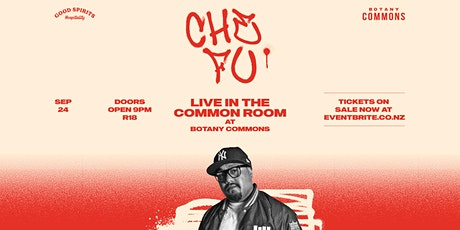 Che Fu & The Kratez LIVE in the Common Room at Bot tickets