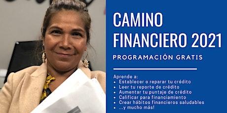 Sesión Informativa sobre Camino Financiero entradas